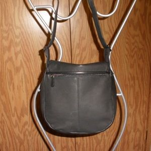 7b023742d77 Wilson s Leather Bags - Wilson s Shoulder Crossbody Purse Black Leather